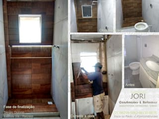 Reforma de Apartamento de 77m² no Recreio dos Bandeirantes JORI ARQUITETURA E OBRAS