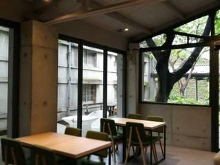 一碗來-餐廳 (台式懷念美食):  餐廳 by 青易國際設計