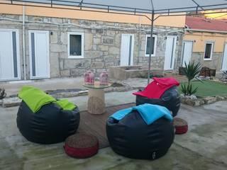 Ruby Charm Houses por Sonarol - Janelas e Portas em PVC Campestre