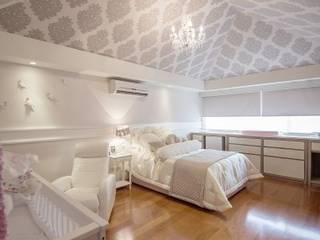 Casa Hoyo Uno de ESTUDIO TANGUMA Minimalista