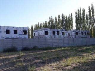 Colocacion de Tyvek en Muros:  de estilo  por WGS SRL