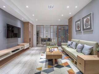 Ruang Keluarga by 知域設計
