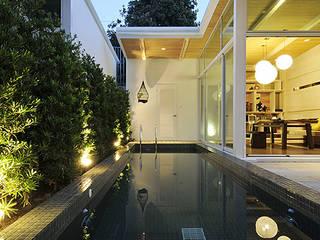大桓設計顧問有限公司 Prefabricated Home Metal White