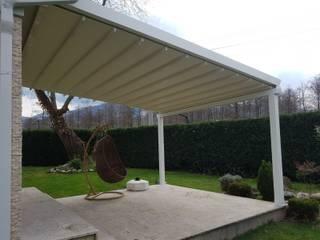 Jardines de invierno de estilo moderno de PERGOLA A.Ş. Moderno