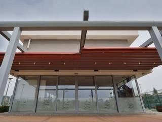 Hôtels minimalistes par PERGOLA A.Ş. Minimaliste