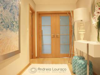modern  von Andreia Louraço - Designer de Interiores (Contacto: atelier.andreialouraco@gmail.com), Modern