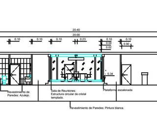 Oficina de Estudio Carmesí. Diseño y Decoración Clásico