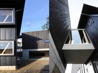 Tree House: モノスタ'70が手掛けた木造住宅です。