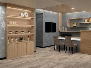 城藝室內裝修企業有限公司 Commercial Spaces