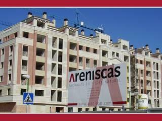 ARENISCAS STONE Scuole in stile classico Arenaria Grigio