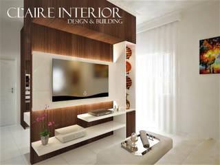 โดย Claire Interior Design & Building มินิมัล