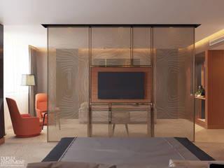 Дизайн отеля, номер Люкс. Duplex Apartment: Гостиницы в . Автор – Duplex Apartment Интерьерные решения,