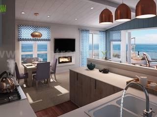 Interior design ideas, inspiration & pictures Modern Yemek Odası Yantram Architectural Design Studio Modern
