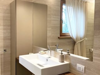 Bathroom by Arch. Silvana Citterio