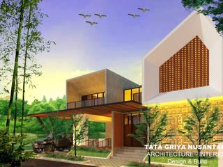 Rumah Tinggal Bp. Sam Oleh Tata Griya Nusantara