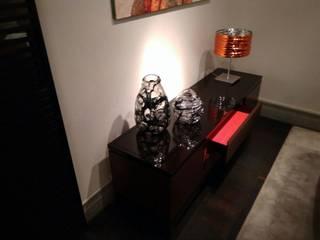 """Экспозиция в шоуруме салона итальянской мебели """"Интерьеры-Т"""" от ALTO INTERIORS Минимализм"""