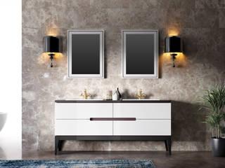 """Мебель """"Альто"""" для ванных комнат от ALTO INTERIORS Минимализм"""