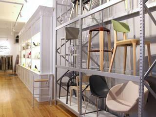 Interior 01: Lojas e espaços comerciais  por Ready Solutions