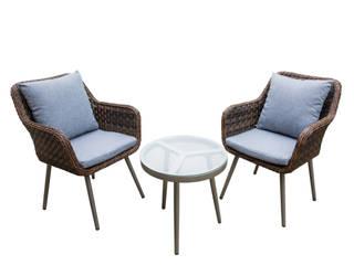 Set Magnolio:  de estilo  por Afuera Diseño