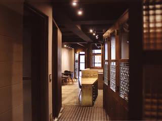 de 湜湜空間設計 Asiático