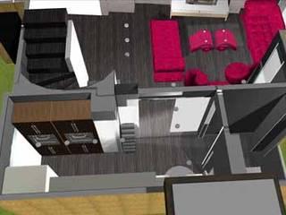 Comedores de estilo moderno de AM interiors - designs Moderno
