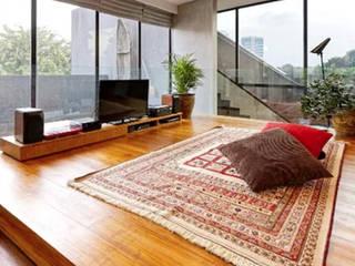 Ruang Keluarga Modern Oleh homify Modern
