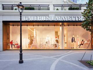 GALERIES LAFAYETTE Istanbul Moderne Einkaufscenter von plajer & franz studio Modern