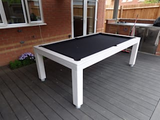 Outdoor Pool Table: modern  by Luxury Pool Tables Limited, Modern