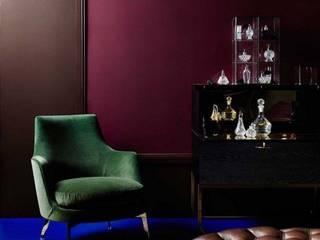AL Interiores ВітальняАксесуари та прикраси Текстильна Різнокольорові