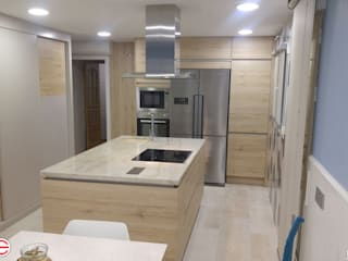 CACHO Estudio De Cocinas Kitchen