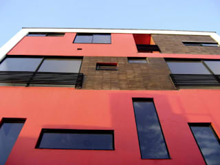 Case in stile  di RIVAL Arquitectos  S.A.S.