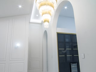 Salon moderne par 캐러멜라운지 Moderne