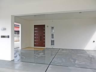 八重瀬K邸 オリジナルデザインの ガレージ・物置 の 株式会社青空設計 オリジナル