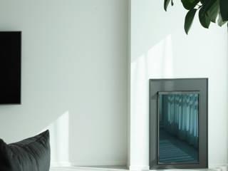 B house 비하우스 Moderne Wohnzimmer