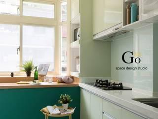 Kitchen by 勁懷設計, Modern
