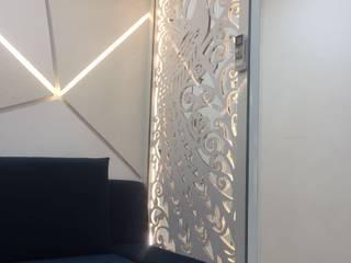 Mr. Zulfikar's Residence Modern living room by al-Haadi Interiors Modern