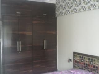 RESIDENTIAL PROJECT:  Bedroom by R.S Interiors