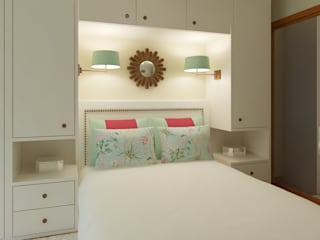 Modern style bedroom by Ana Andrade - Design de Interiores Modern