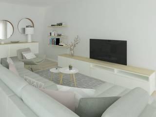 by Ana Andrade - Design de Interiores Scandinavian