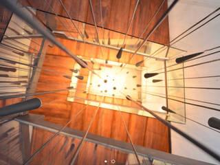Proyecto de Iluminacion Residencial, Guadalajara:  de estilo  por BIROT A Lighting Store