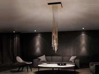 Lungo 21 Luces:  de estilo  por BIROT A Lighting Store