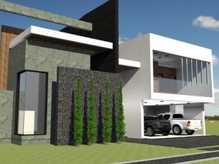 Projeto Sobrado:   por Arch & Design Studio