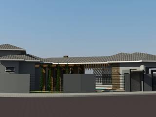 Projeto Casa de Campo:   por Arch & Design Studio