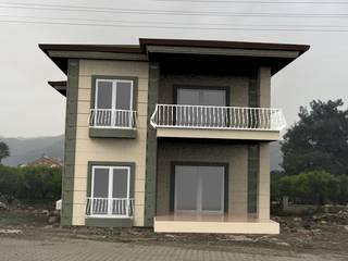 Artemis Render – Muğla Dalyan Ortaca inşaat:  tarz Evler