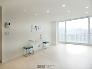 지승아이디 Minimalist living room