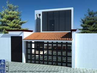 Casas_Buena Esperanza: Casas de estilo  por Imagen + Diseño + Arquitectura