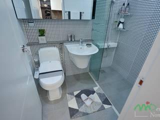 스칸디나비아 욕실 by homify 북유럽
