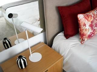 Detalhes: Quartos  por Ci interior decor,Moderno