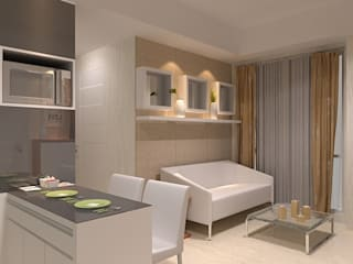 The Mansion Apartment Cendana Living Living roomSofas & armchairs