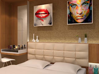 The Mansion Apartment Cendana Living BedroomBeds & headboards